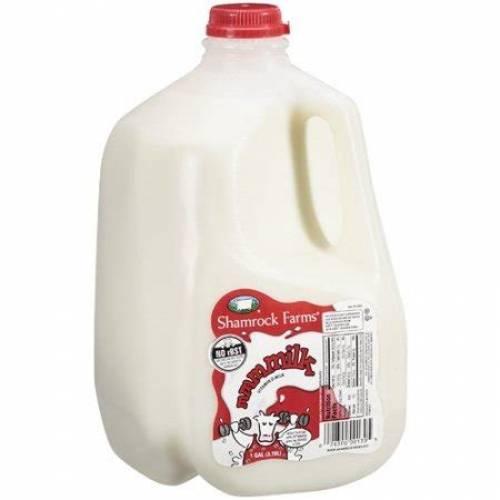 Shamrock Farms - Whole Milk - 1 gal