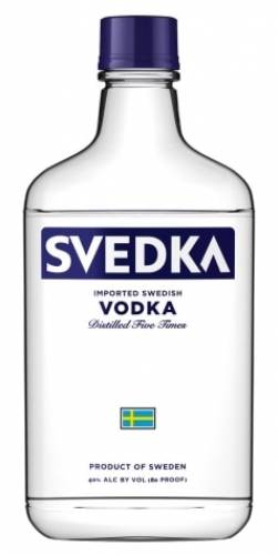 SVEDKA Vodka, 375 ML