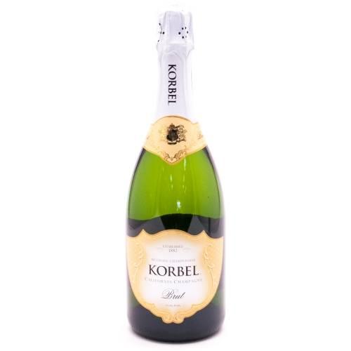 Korbel - California Champagne Brut -...